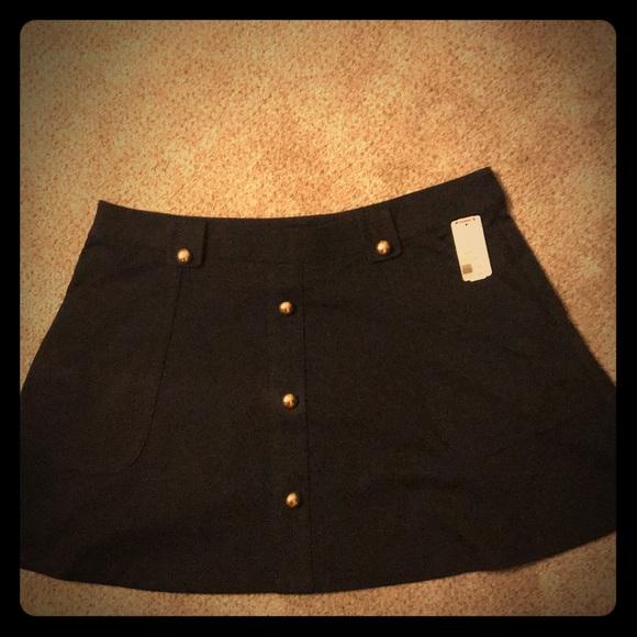 Candie's Dresses & Skirts - NWT Black skirt